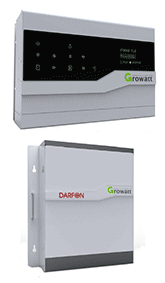 Solar Battery Storage using the Growatt System