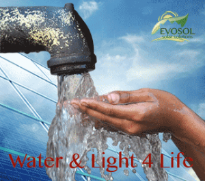 About Evosol - Solar Solutions and Water-& Light 4 Life