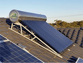 Solar Hot Water Compact System